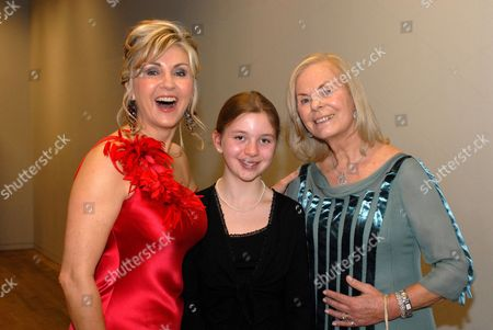 Stock Picture of Lesley Garrett and Katharine, Duchess of Kent