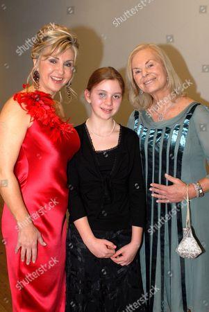 Lesley Garrett and Katharine, Duchess of Kent