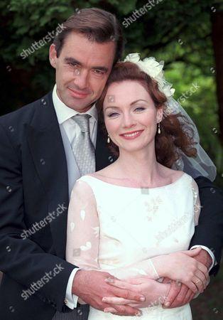 'Heartbeat'   TV Richard Lintern and Aislin McGucking  The Wedding of Merrick and Norton