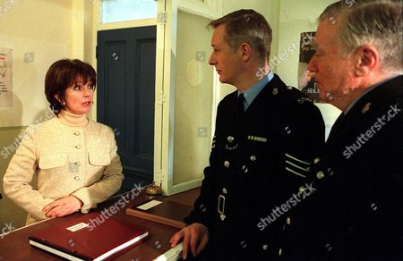 'Heartbeat'   TV Jan Francis with Duncan Bell and William Simons