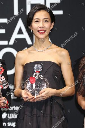Editorial photo of 12th Vogue Japan Women of the Year 2016 Awards, Tokyo, Japan - 24 Nov 2016