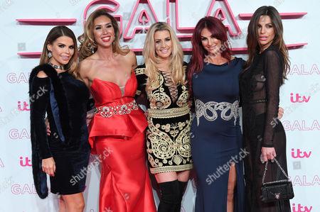 Editorial image of The ITV Gala, London Palladium, UK - 24 Nov 2016