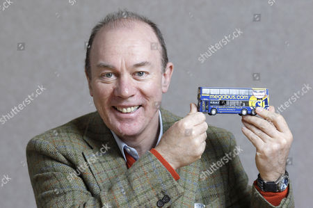 Scottish businessman Brian Souter. Souter co-founded Stagecoach
