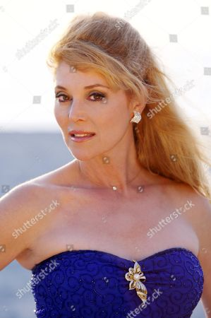 Stock Picture of Audrey Landers
