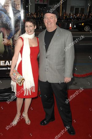 Wayne Duvall and wife Denise