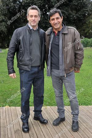 Emilio Solfrizzi, Massimo Poggio