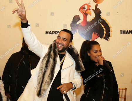 French Montana & La La Anthony