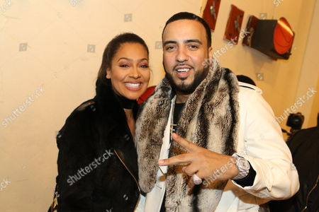 La La Anthony & French Montana