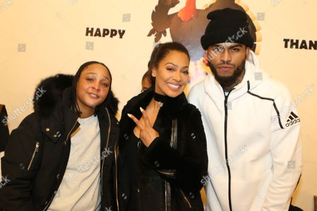 Snoop & La La Anthony & Dave East