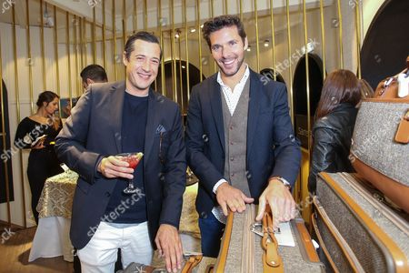 Filipe Vargas and Jorge Corrula