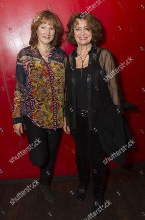 Deborah Findlay (Hazel) and Francesca Annis (Rose)