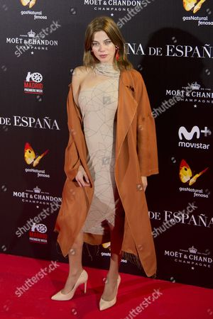 Editorial picture of 'The Queen of Spain' film premiere, Madrid, Spain - 24 Nov 2016