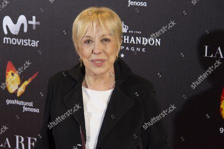 Editorial photo of 'The Queen of Spain' film premiere, Madrid, Spain - 24 Nov 2016