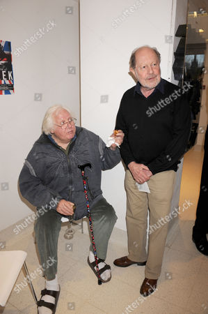 Ken Russell and Nic Roeg