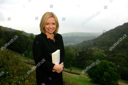 Cathy Kelly in West Yorkshire, Britain