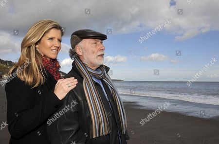 Brian Keenan and his wife Audrey Doyle near their home