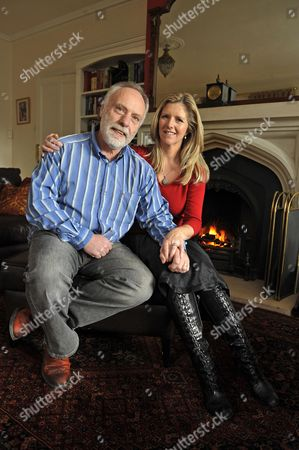 Brian Keenan and his wife Audrey Doyle at home