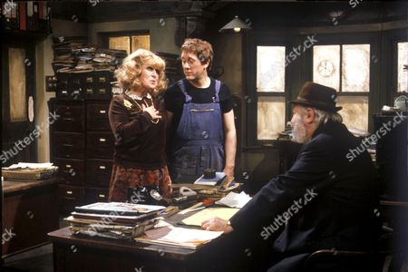 'The Gaffer' TV - 1981 - Pat Ashton, Don Crann, Bill Maynard.