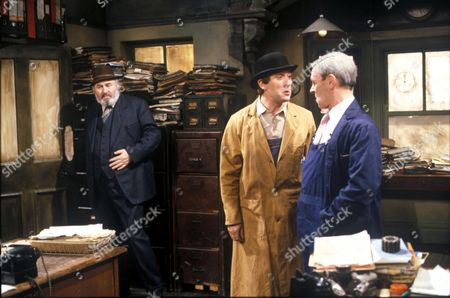 'The Gaffer' TV - 1981 - Bill Maynard, Don Crann, Russell Hunter.