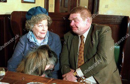 'Heartbeat'   TV Rosemary Leach and Geoffrey Hughes
