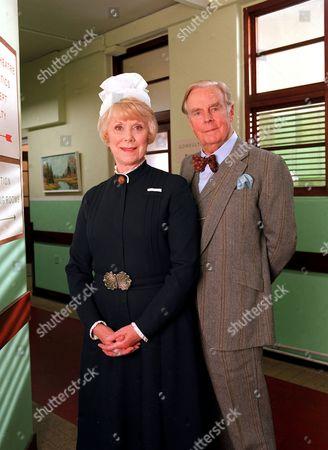 'The Royal'   TV Wendy Craig and Ian Carmichael