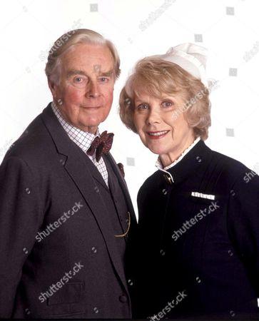 'The Royal'   TV Ian Carmichael and Wendy Craig