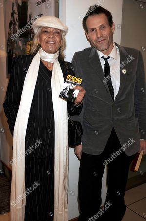 Anita Pallenberg and Marlon Richards