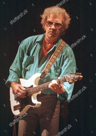 Stock Photo of JJ Cale