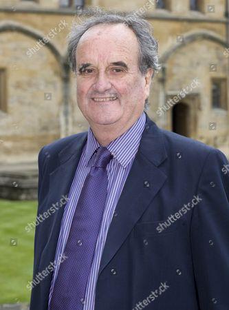 Former BBC Correspondent Mark Tully.