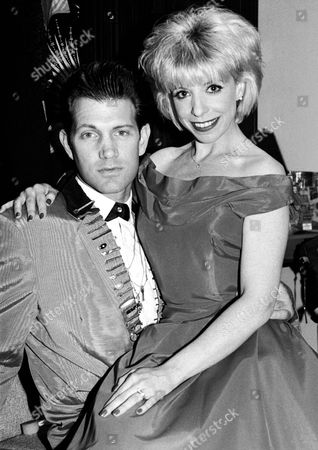 Chris Isaak and Julee Cruise