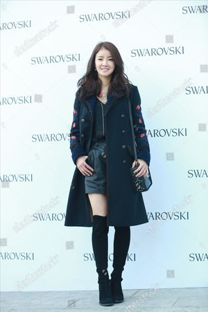 Stock Picture of Lee Si-young