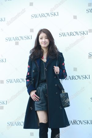 Stock Photo of Lee Si-young