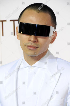 Stock Photo of Terence Koh