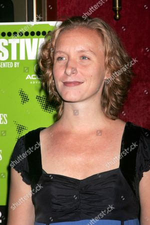 Director Christina Voros