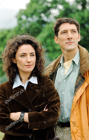 Orla Brady and Peter Wingfield in 'Noah's Ark'