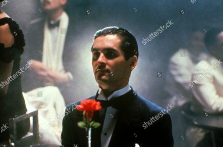 'Poirot'  - 'The Adventure of the Cheap Flat' - Nigel Whitmey as Luigi Valdarno