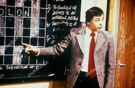 'Mind Your Language' - Barry Evans as Jeremy Brown