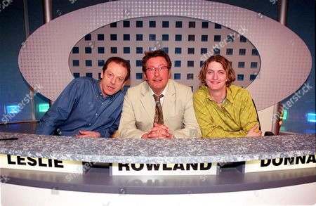 Stock Photo of 'Never Had It So Good' - Leslie Grantham, Rowland Rivron and Donna Mcphail