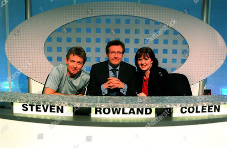'Never Had It So Good'  - Steven Pinder, Rowland Rivron and Coleen Nolan.