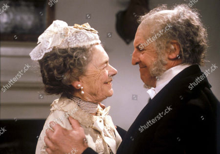 'Number 10'  - William Eward Gladstone [Denis Quilley] and Mrs Gladstone [Celia Johnson]