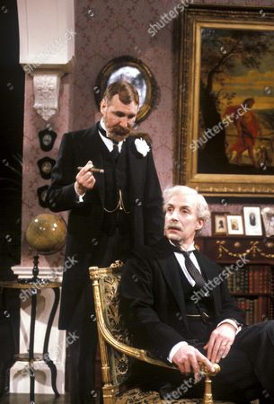 'Number 10'  - Ramsay MacDonald [Ian Richardson] and Alexander Grant [Robert Urquhart]