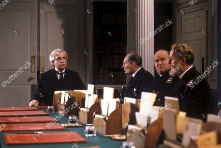'Number 10' - David Lloyd George [John Stride], Sir William Robertson [Garfield Morgan], ??