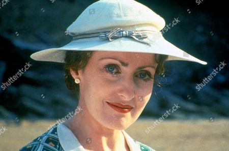 'Poirot'   - 'Peril at End House' - Pauline Moran as Miss Lemon