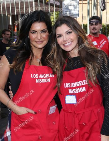 Editorial photo of LA Mission's Annual Thanksgiving for the Homeless, Los Angeles, USA - 23 Nov 2016