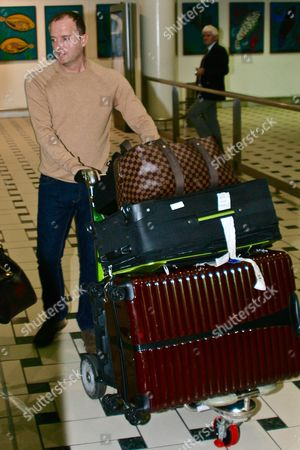 Editorial picture of 'I'm a Celebrity...Get Me Out of Here!' TV show, Brisbane Airport, Australia - 24 Nov 2016