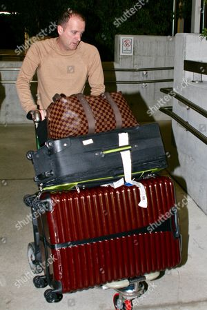 Editorial photo of 'I'm a Celebrity...Get Me Out of Here!' TV show, Brisbane Airport, Australia - 24 Nov 2016