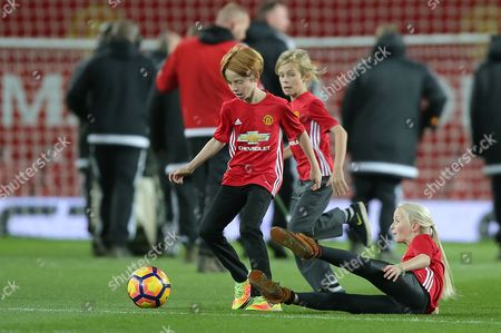 Editorial photo of Manchester United v West Ham United, Premier League, Football, Old Trafford, Manchester, UK - 27 Nov 2016