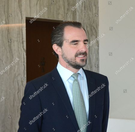 Prince Nikolaos of Greece