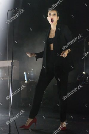 Savages - Jehnny Beth (stage name for Camille Berthomier)