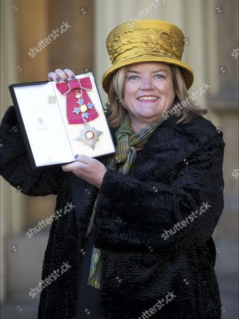 Stock Photo of Dame Louise Casey